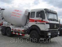 Автобетоносмеситель Beiben North Benz ND5250GJBZ12