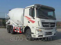 Автобетоносмеситель Beiben North Benz ND5250GJBZ24