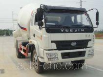 Автобетоносмеситель Yuejin NJ5162GJB