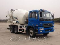Автобетоносмеситель XCMG NXG5250GJBZ5
