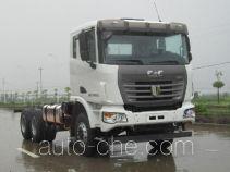 Шасси автобетоносмесителя (миксера) C&C Trucks QCC5252GJBD654-E