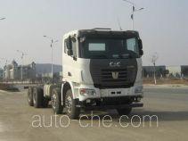 Шасси автобетоносмесителя (миксера) C&C Trucks QCC5312GJBD656-E
