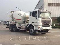 Автобетоносмеситель C&C Trucks SQR5251GJBD6T4