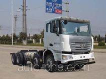 Шасси автобетоносмесителя (миксера) C&C Trucks SQR5312GJBN6T6-E
