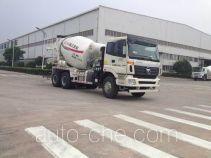Автобетоносмеситель CIMC RJST Ruijiang WL5250GJBBJ43