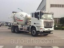 Автобетоносмеситель CIMC RJST Ruijiang WL5250GJBSQR42