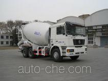 Автобетоносмеситель Yutong YTZ5255GJB36E