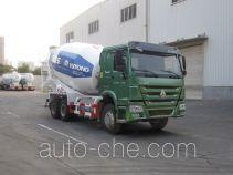 Автобетоносмеситель Yutong YTZ5257GJB40G