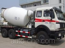 Автобетоносмеситель Liugong YZH5255GJBBB